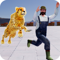 Leopard Survival:Endless Cheetah rush Animal Game 1.0 APK Cracked Downlaod – PRO for android