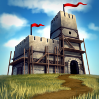 Lords & Knights Medieval Building Strategy MMO  8.16.0 APK Cracked Downlaod – PRO for android