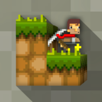 LostMiner Block Building & Craft Game  v1.4.5a APK Cracked Downlaod – PRO for android