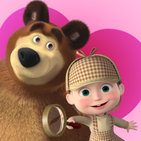 Masha and the Bear – Spot the differences 3.9 APK Cracked Downlaod – PRO for android