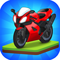 Merge Bike game  1.1.77 APK Cracked Downlaod – PRO for android