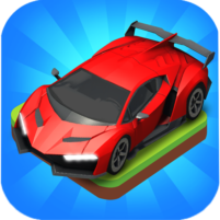 Merge Car game free idle tycoon  1.2.53 APK Cracked Downlaod – PRO for android