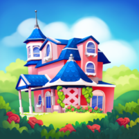 Merge Gardens  1.4.4 APK Cracked Downlaod – PRO for android