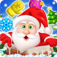 Merry Christmas Match 3 1.000.28  APK Cracked Downlaod – PRO for android