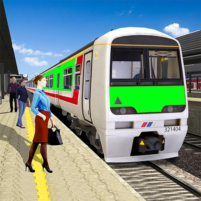 Train Simulator Free Games: City Train Driver 2020  4.5 APK Cracked Downlaod – PRO for android