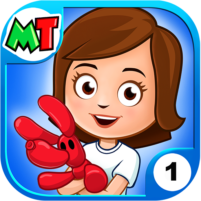 My Town: Home Dollhouse: Kids Play Life house game  APK Cracked Downlaod – PRO for android 6.02