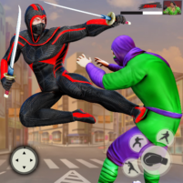 Ninja Superhero Fighting Games: City Kung Fu Fight 7.0.7 APK Cracked Downlaod – PRO for android
