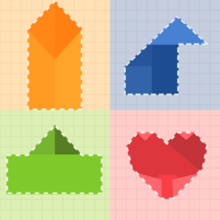 Paper Folding Puzzle  1.0.8 APK Cracked Downlaod – PRO for android