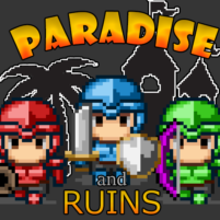 Paradise and Ruins 2D MMORPG MMO RPG Online 1.58781 APK Cracked Downlaod – PRO for android