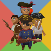 Pirates party: 2 3 4 players 2.22 APK Cracked Downlaod – PRO for android