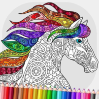 Relaxing Adult Coloring Book 2.7 APK Cracked Downlaod – PRO for android