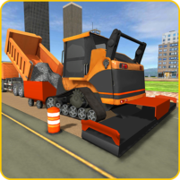 Road Builder City Construction 1.0.9 APK Cracked Downlaod – PRO for android