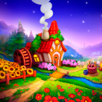 Royal Farm Village game with quests & fairy tales  1.45.2 APK Cracked Downlaod – PRO for android