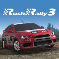 Rush Rally 3  APK Cracked Downlaod – PRO for android 1.91