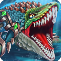 Sea Monster City 12.05 APK Cracked Downlaod – PRO for android