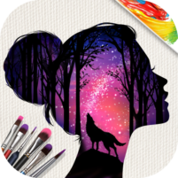 Silhouette Art 1.0.4 APK Cracked Downlaod – PRO for android