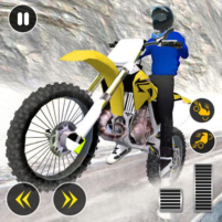 Snow Mountain Bike Racing 2021 Motocross Race  2.2 APK Cracked Downlaod – PRO for android