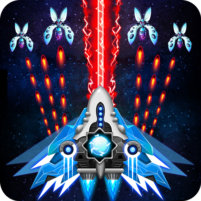 Space shooter – Galaxy attack – Galaxy shooter  1.525 APK Cracked Downlaod – PRO for android