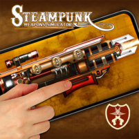 Steampunk Weapons Simulator – Steampunk Guns 2.0 APK Cracked Downlaod – PRO for android