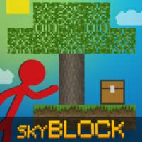 Stickman vs Multicraft: Skyblock Craft 1.0.8 APK Cracked Downlaod – PRO for android