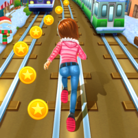 Subway Princess Runner  5.3.4 APK Cracked Downlaod – PRO for android