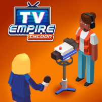 TV Empire Tycoon – Idle Management Game 0.9.52 APK Cracked Downlaod – PRO for android