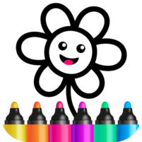 Toddler Drawing Academy🎓 Coloring Games for Kids  APK Cracked Downlaod – PRO for android 1.1.10.1