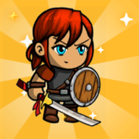 Warrior Straight – Idle RPG 1.45 APK Cracked Downlaod – PRO for android
