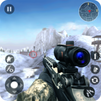 Winter Mountain Sniper – Modern Shooter Combat 1.2.8 APK Cracked Downlaod – PRO for android