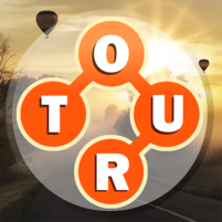 Word Travel World Tour via Crossword Puzzle Game 3.63 APK Cracked Downlaod – PRO for android