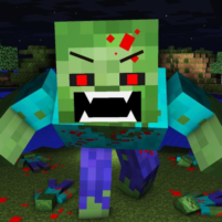 Zombie Apocalypse map for MCPE. New maps and mods 4 APK Cracked Downlaod – PRO for android
