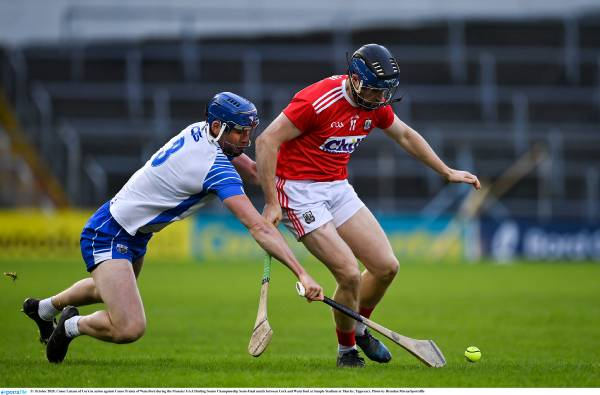 Cork GAA website crashing maybe was a sign of things to come against Waterford