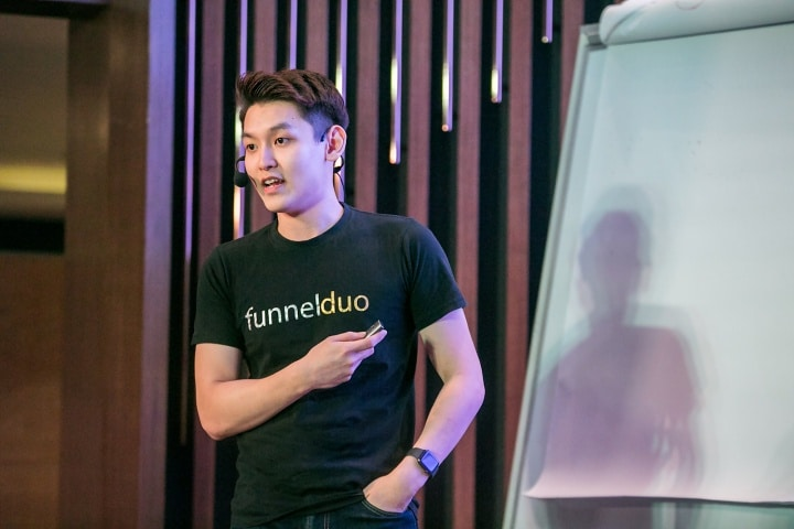 Building a Digital Empire: An Interview with Funnel Expert Reeve Yew