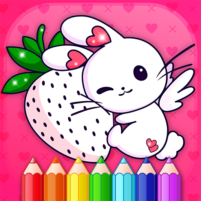 Animated Kids Coloring Book 3.4 APK Cracked Downlaod – PRO for android