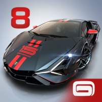 Asphalt 8 Racing Game – Drive, Drift at Real Speed 5.4.0o APK Cracked Downlaod – PRO for android