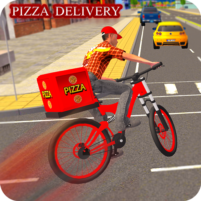 BMX Bicycle Pizza Delivery Boy 2019 1.1.178 APK Cracked Downlaod – PRO for android