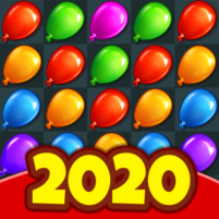 Balloon Paradise Free Match 3 Puzzle Game  4.1.2 APK Cracked Downlaod – PRO for android