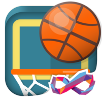 Basketball FRVR – Shoot the Hoop and Slam Dunk! 2.7.4 APK Cracked Downlaod – PRO for android