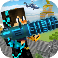 Block Wars Survival Games 1.48 APK Cracked Downlaod – PRO for android