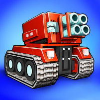 Blocky Cars – pixel shooter, tank wars 7.6.10 APK Cracked Downlaod – PRO for android