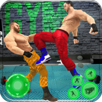 Bodybuilder Fighting Games: Gym Wrestling Club PRO 1.2.6 APK Cracked Downlaod – PRO for android