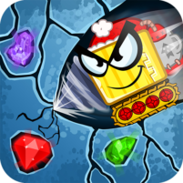 Digger 2: dig and find minerals 1.5.0 APK Cracked Downlaod – PRO for android