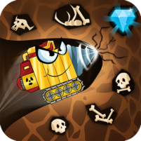 Digger Machine: dig and find minerals 2.7.5 APK Cracked Downlaod – PRO for android