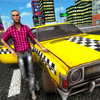Extreme Taxi Driving Simulator – Cab Game 1.0 APK Cracked Downlaod – PRO for android