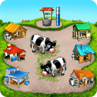 Farm Frenzy Free Time management games offline 🌻 1.3.6 APK Cracked Downlaod – PRO for android