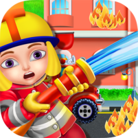 Firefighters Fire Rescue Kids – Fun Games for Kids 1.0.9 APK Cracked Downlaod – PRO for android