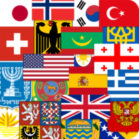 Flags of the World & Emblems of Countries: Quiz 2.15 APK Cracked Downlaod – PRO for android