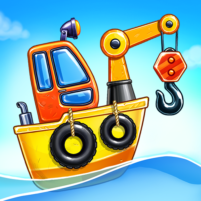 Game Island. Kids Games for Boys. Build House  5.5.16 APK Cracked Downlaod – PRO for android