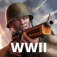 Ghosts of War Battle Royale WW2 Shooting games  0.2.16 APK Cracked Downlaod – PRO for android