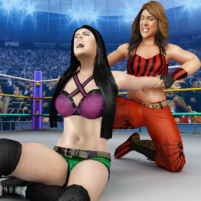 Bad Girls Wrestling Rumble: Women Fighting Games  1.3.0 APK Cracked Downlaod – PRO for android